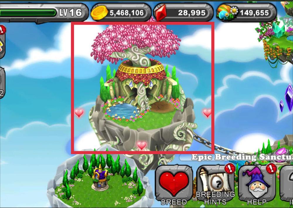 Dragon Breeding Screen Shot